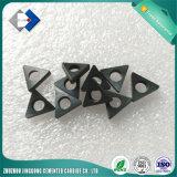 Calza del carburo de tungsteno de Zzjg para las piezas insertas del CNC