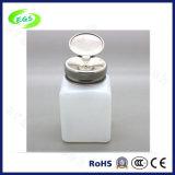 Protección ESD para disipar la colorida Botella/sala limpia de botella de alcohol