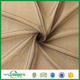 메시 폴리에스테 니트 직물, 탄알 또는 파인애플 또는 Birdeyes 패턴 메시 직물
