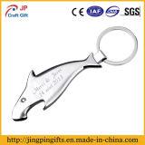 Apri di bottiglia chiave di figura di alta qualità con l'anello portachiavi