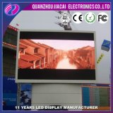 Il colore completo P8 esterno fa pubblicità al grande schermo curvo del LED TV