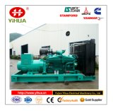 Diesel van het Type van Motor van Cummins CPT de Open Generator 200-1500kw van de Macht