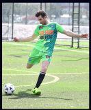 Futebol feito sob encomenda por atacado unisex Jersey do Sublimation, camisola por atacado do futebol do OEM, futebol Jersey de DIY