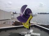 발전 분대 반대로 부식 단단한 바닥 임펠러 펌프 벨브 터빈 지구열학적인 플랜트를 위한 텅스텐 탄화물 코팅 Hvof 살포 장비
