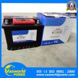 DIN 55mf livres de manutenção padrão Battery-European Backup de bateria para automóvel