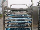 送風フリーザーのスリラーは機械冷凍庫004を急速冷凍する
