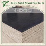 La película cubrió la madera contrachapada para la madera contrachapada hecha frente película Shuttering china del tablero de construcción