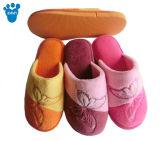 Adorables Señoras Bonita Zapatilla de interior suave para el invierno