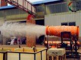 La niebla Canon de la eliminación del polvo del rociador del agua trabaja a máquina para la construcción