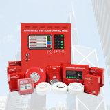 El panel direccionable del anunciador la alarma de incendio de Aw-D116 Asenware
