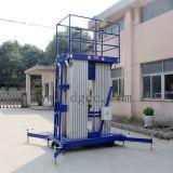 plataforma de trabajo aéreo hidráulica de aluminio 14meters (GTWY14-300SB)