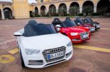 156s56V-Audi S5 Coupe Kids Ride on Car Enfants Jouets électriques Voitures Voiture 6V et 12V Batterie à batterie