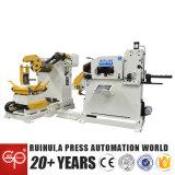 Uso Alemanha do Straightener e da máquina de Uncoiler e tecnologia de Japão (MAC3-400)