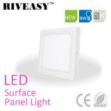 2017 luz de painel de superfície quadrada nova do diodo emissor de luz do produto 8W com teto do painel de Ce&RoHS
