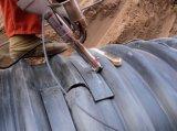 Manicotto dell'involucro di fusione del manicotto unito della chiusura della conduttura elettro