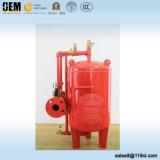 消火活動システムのための泡のぼうこうタンク