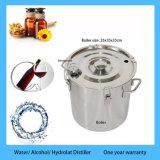 Neuer Zustand 30L/8gal steuern Wasser-Spiritus-Spalte-Destillierapparatmoonshine-Kupfer-Potenziometer noch für Verkauf automatisch an