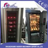 Het Verwarmen van het gas Oven 5 van de Stoom van de Convectie Dienbladen voor het Brood van het Baksel