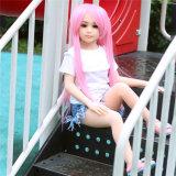Кукла секса игрушки влюбленности девушки малого комода куклы 108cm плоского японская