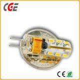 Voyants LED Haute luminosité SMD 5W E14 G4/G9 LED lampe de feu de maïs