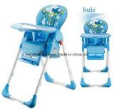 공급을%s 조정가능하고 높은 Chindren 접는 의자