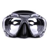 Máscara de la zambullida de la ventana del bajo volumen 4 de la lente del vidrio Tempered