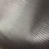 Hx-S1741を作る靴袋のための総合的なトカゲの穀物PUの革