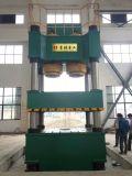 Presse hydraulique monocouple à quatre colonnes pour dessin en tôle Yll27-2500t