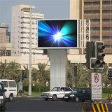 Visualizzazione di LED completa esterna del video a colori P8 per la promozione