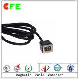 kabel van de Macht van 6pin de Magnetische Connetcor voor de Camera van de Zak