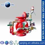 最上質のオートメーションの火システムぬれたアラーム弁
