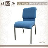 쌓을수 있는 금속 호텔 가구 교회 의자 (JY-G04)