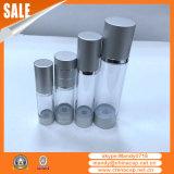 Bottiglie di profumo del cilindro di alta qualità con lo spruzzatore della pompa dei pp