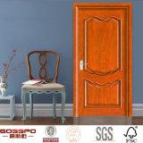 American Style 6 Panel compuesto de chapa de madera de la puerta (GSP6-016)