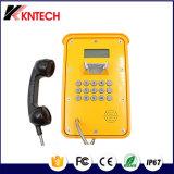 Telefone Railway resistente do telefone Knsp-16 de Koontech