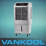 Beste bewegliche Verdampfungsluft-Kühlvorrichtung-Niederspannungs-beste Fans für das Abkühlen eines Raumes