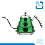 Bambusform-Edelstahl-Wasser und Tee-Kessel