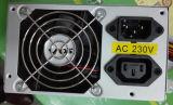두 배 팬 전력 공급을%s 가진 ATX 200W