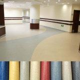 Fabrik-Preis wasserdichter ausgeführter haltbarer Belüftung-lamellenförmig angeordneter Plastikinnenbodenbelag