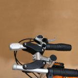 ハンドルバーの自転車は半分アルミニウムハンドルバーを分ける