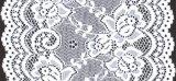Aparamento Flowery do laço do bordado para o vestido de casamento de Roupa interior da senhora a um baixo custo