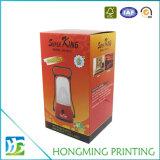 Impresión en color de la caja de herramientas de cartón corrugado baratos