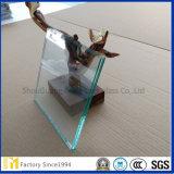 Espelho biselado de vidro, mesa de vidro com vidro chanfrado, móveis de vidro, vidro temperado para móveis
