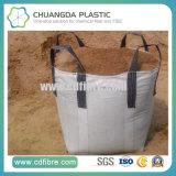 Saco grande tecido PP aberto da parte superior FIBC para a areia ou os cascalhos da embalagem