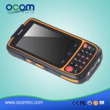 Ocbs-D7000 4 colector industrial androide móvil Handheld de la posición PDA/Data de la pulgada