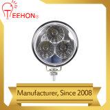 Der Fabrik-9W LED fahrendes Licht Arbeits-Licht-Flut-des Punkt-LED