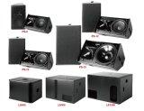 Bidirektionale Systems-Fachmann-Tonanlage des Lautsprecher-F-12