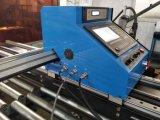 Máquina de corte de plasma CNC com placa de alumínio de aço portátil com CE