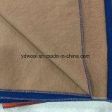 Tela lista de Greige de la tela de las lanas de la cara que hace punto doble
