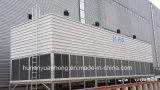 FRP kastenähnlicher geöffneter Kreisläuf-Kostenzähler-Fluss-Kühlturm (YHD-1414px~1616jz)